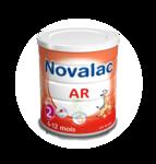 Novalac AR 2 Lait poudre antirégurgitation 2ème âge 800g à SAINT-PRIEST