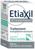 Etiaxil Aisselles Détranspirant peau sensibles Roll-on/15ml à SAINT-PRIEST