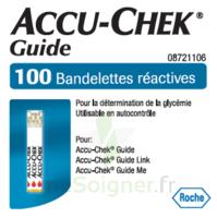 Accu-chek Guide Bandelettes 2 X 50 Bandelettes à SAINT-PRIEST