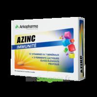 Azinc Immunité Tri Couches Comprimés B/30 à SAINT-PRIEST
