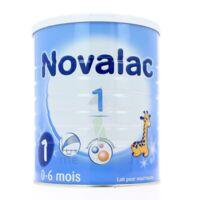 Novalac 1 Lait En Poudre 1er âge B/800g à SAINT-PRIEST