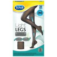 Scholl Light Legs™ Collants 20D Noir M à SAINT-PRIEST