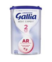 Gallia Bebe Expert Ar 2 Lait En Poudre B/800g à SAINT-PRIEST