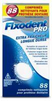 Fixodent Pro Comprimés Nettoyant Fraîcheur Longue Durée Pour Prothèse Dentaire B/88 à SAINT-PRIEST