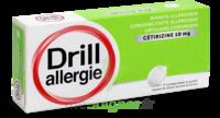 Drill 10 Mg Comprimés à Sucer Allergie Cétirizine Plq/7 à SAINT-PRIEST
