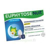 Euphytosenuit Tisane 20 Sachets à SAINT-PRIEST