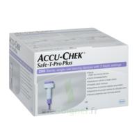 Accu-chek Safe-t-pro-plus Autopiqueurs à Usage Unique à SAINT-PRIEST