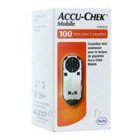 Accu-chek Mobile Cassettes B/2 X 50 à SAINT-PRIEST