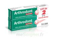 Pierre Fabre Oral Care Arthrodont Dentifrice Classic Lot De 2 75ml à SAINT-PRIEST