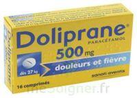 Doliprane 500 Mg Comprimés 2plq/8 (16) à SAINT-PRIEST