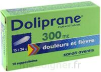Doliprane 300 Mg Suppositoires 2plq/5 (10) à SAINT-PRIEST