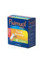 Fluimucil Expectorant Acetylcysteine 200 Mg Adultes Sans Sucre, Granulés Pour Solution Buvable En Sachet édulcorés à L'aspartam Et Au Sorbitol à SAINT-PRIEST