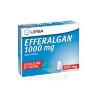 Efferalgan 1000 Mg Comprimés Pelliculés Plq/8 à SAINT-PRIEST