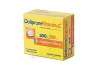 Dolipranevitaminec 500 Mg/150 Mg, Comprimé Effervescent à SAINT-PRIEST