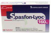 Spasfon Lyoc 160 Mg, Lyophilisat Oral à SAINT-PRIEST