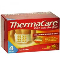 THERMACARE, pack 4 à SAINT-PRIEST
