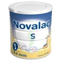 Novalac S 1 Lait en poudre 800g à SAINT-PRIEST