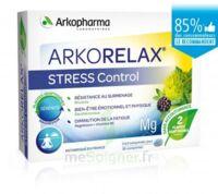 Arkorelax Stress Control Comprimés B/30 à SAINT-PRIEST