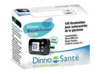 Dinno Bandelettes Caresens, Bt 100 à SAINT-PRIEST