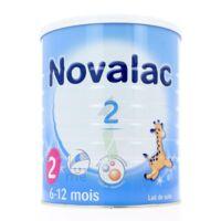 Novalac 2 Lait en poudre 800g à SAINT-PRIEST