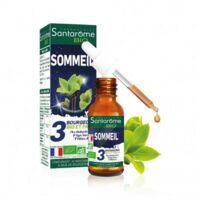 Santarome Complexes Bourgeons Solution buvable Sommeil Fl/30ml à SAINT-PRIEST