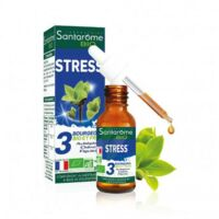 Santarome Complexes Bourgeons Solution buvable Stress Fl/30ml à SAINT-PRIEST
