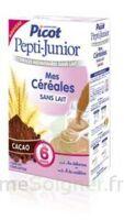 Picot Pepti-Junior - Mes 1ères Céréales Sans Lait Cacao à SAINT-PRIEST