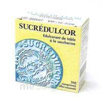 Pierre Fabre Health Care Sucredulcor Effervescent Boîtes De 600 Comprimés à SAINT-PRIEST