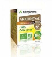 Arkoroyal 100% Gelée royale bio Gelée Pot/40g à SAINT-PRIEST