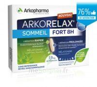 Arkorelax Sommeil Fort 8H Comprimés B/15 à SAINT-PRIEST