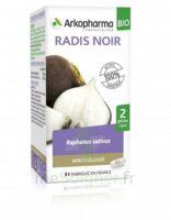 Arkogélules Radis noir Bio Gélules Fl/40 à SAINT-PRIEST