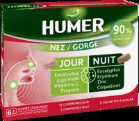Humer Nez/gorge Jour&nuit 15 Comprimés
