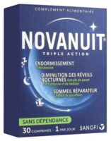 Novanuit Triple Action B/30 à SAINT-PRIEST