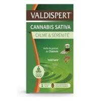Valdispert Cannabis Sativa Caps Liquide B/24 à SAINT-PRIEST