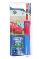 BROSSE A DENTS ELECTRIQUE STAGES POWER ORAL-B +5 ANS à SAINT-PRIEST