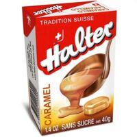 HALTER Bonbons sans sucre caramel à SAINT-PRIEST