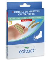 Barrettes Sous-diaphysaires Epitact A L'ephithelium Taille L à SAINT-PRIEST