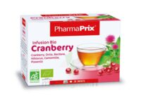 Infusion BIO Cranberry à SAINT-PRIEST