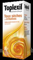 Toplexil 0,33 Mg/ml, Sirop 150ml à SAINT-PRIEST