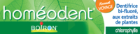 Boiron Homéodent Soin Complet Dents et Gencives Pâte Dentifrice Chlorophylle Format Voyage T/25ml à SAINT-PRIEST