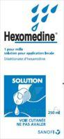 Hexomedine 1 Pour Mille S Appl Loc Fl/250ml à SAINT-PRIEST