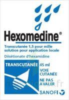 Hexomedine Transcutanee 1,5 Pour Mille, Solution Pour Application Locale à SAINT-PRIEST
