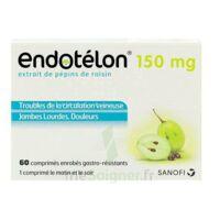 Endotelon 150 Mg, Comprimé Enrobé Gastro-résistant à SAINT-PRIEST