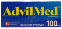 Advilmed 100 Mg Comprimés Enrobés Plq/30 à SAINT-PRIEST
