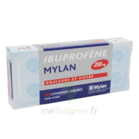 Ibuprofene Mylan 200 Mg, Comprimé Enrobé B/30 à SAINT-PRIEST
