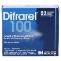 Difrarel 100 Mg, Comprimé Enrobé 6plq/10 à SAINT-PRIEST