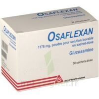 Osaflexan 1178 Mg, Poudre Pour Solution Buvable En Sachet-dose à SAINT-PRIEST