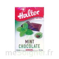 HALTER BONBONS SANS SUCRES menthe chocolat à SAINT-PRIEST