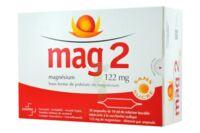 Mag 2 122 Mg S Buv En Ampoule Sans Sucre édulcoré à La Saccharine Sodique 30amp/10ml à SAINT-PRIEST