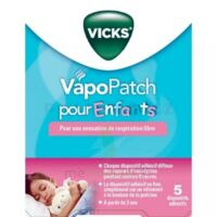 VICKS VAPOPATCH ENFANTS à SAINT-PRIEST
